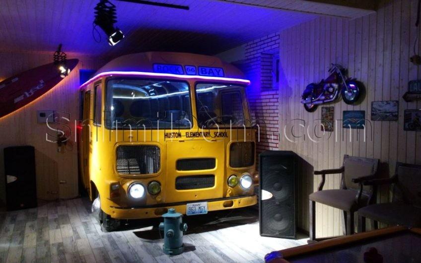 Беседы автобус № 7326