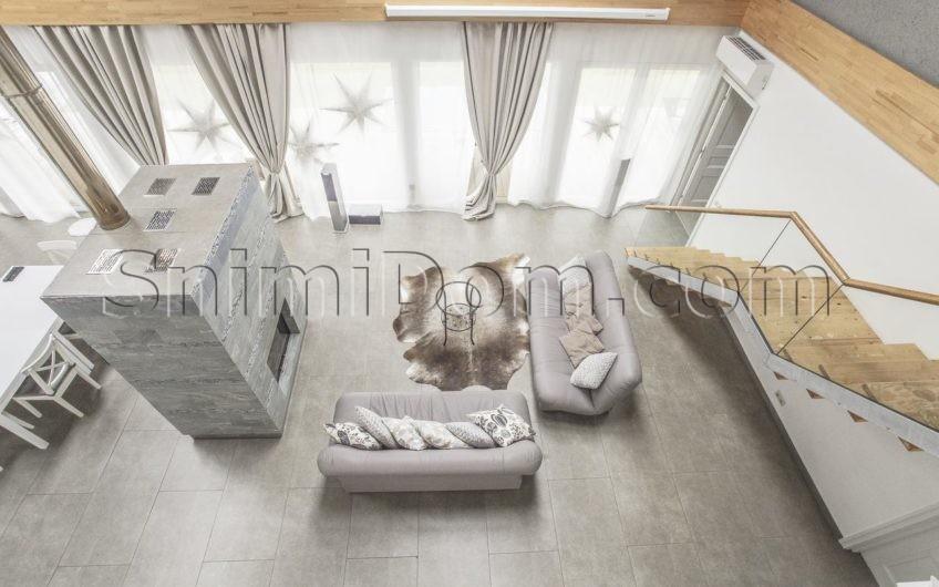 Альпийское шале № 9482